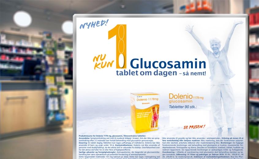 Glucosamin til WP